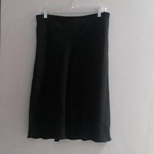 ANN TAYLOR silk skirt